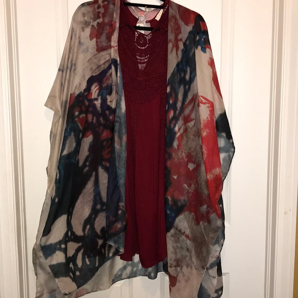 24093552d Soft Surroundings Jackets & Coats | Kimono | Poshmark
